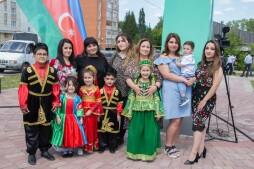Конференция «Мост Дружбы Татарстан – Азербайджан» в Лениногорске